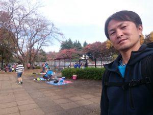 関東中学校新人テニス選手権大会(団体戦)@小金井公園テニスコート