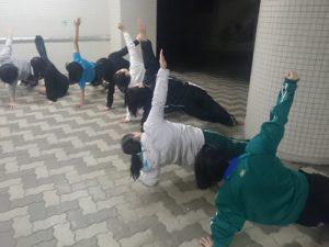 【部活応援】都立目黒高等学校 練習サポート