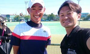 【関東ジュニアテニス選手権大会】訪問!未来の錦織圭選手を目指して!