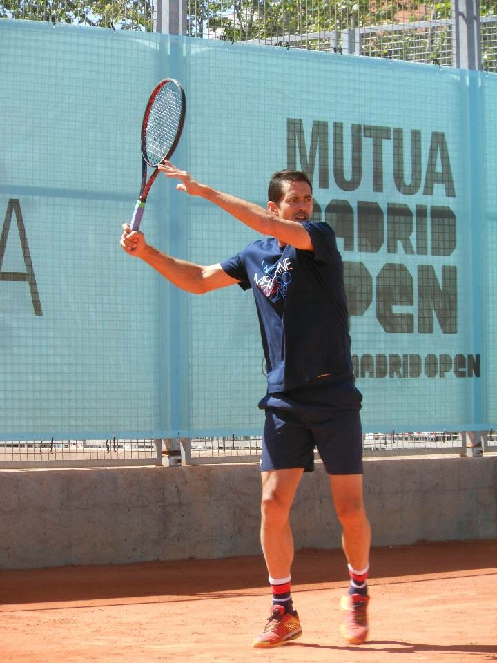テニス ガルシア