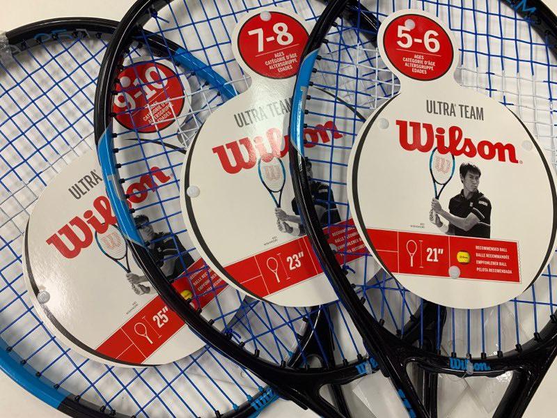 【週末はぜひ!】テニスの準備はテニサポへ!!