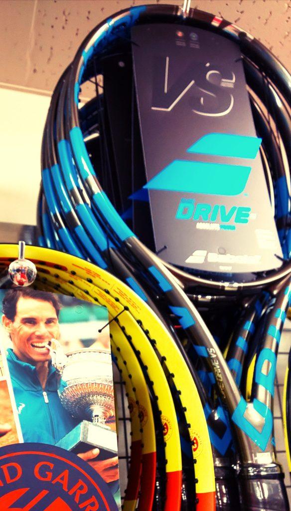 【中古ラケット探してます!】『PURE DRIVE VS』と…!?