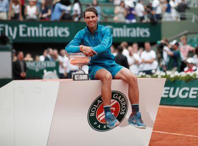 【ナダル選手全仏オープン優勝!】久しぶりにテニスしたい方、応援します!