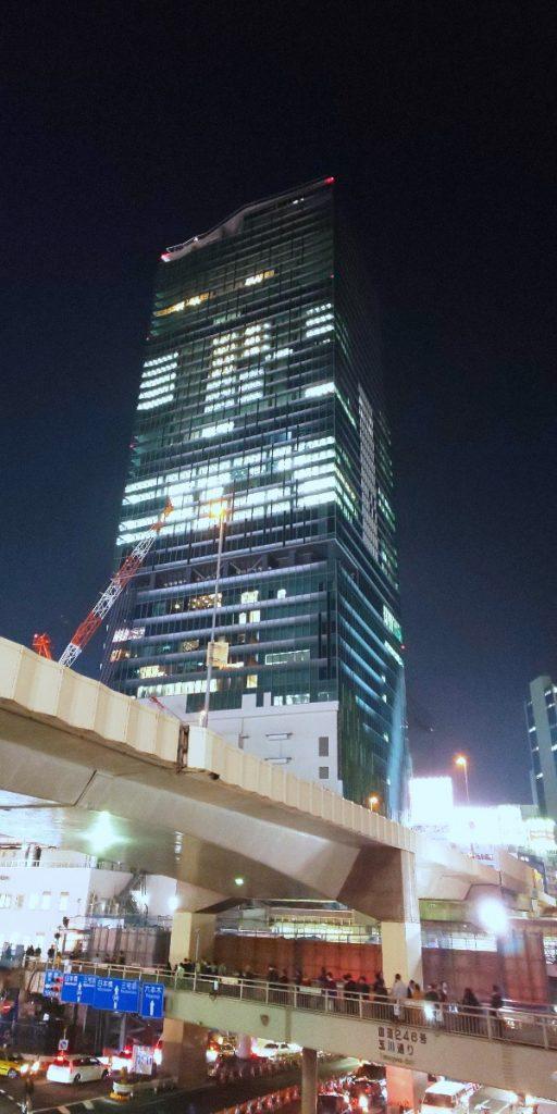 【当店のご近所】渋谷スクランブルスクエアが明日オープン