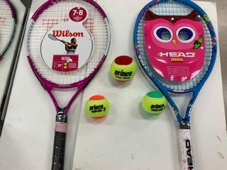 【ジュニアラケット】遊びからテニスを始めませんか?