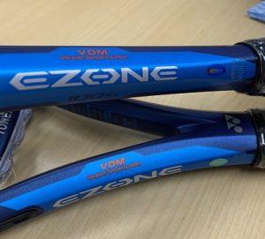 USオープンで大活躍のYONEX「EZONE」シリーズ!