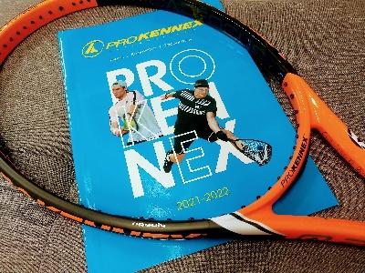 【#中古ラケット】PROKENNEX Ki Q+ 20 ver.21 肘に優しい最新鋭モデルが早くも・・・